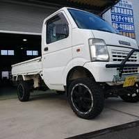 カスタム軽トラックのサムネイル